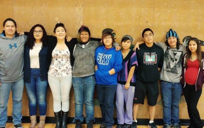First Grade 12 class to graduate from northern B.C. First Nations community