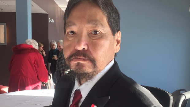 Residential school survivor hopes to meet with senator over remarks