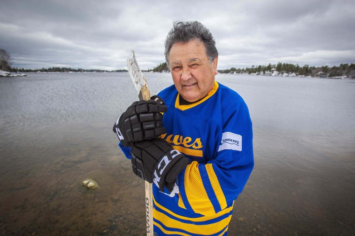 The healing game: Residential school survivors found salvation on and off the ice