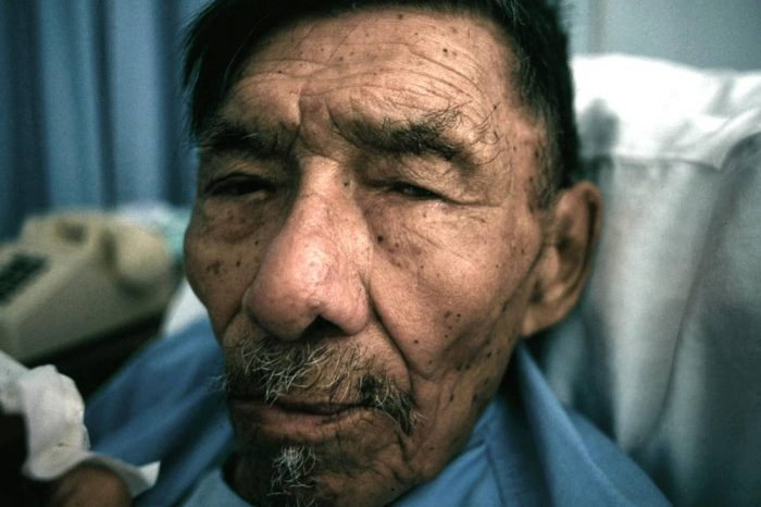 An ailing boy, a residential school infirmary and a father's clandestine rescue mission