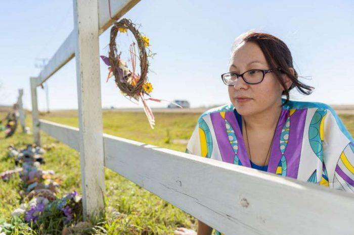 Regina Indian Industrial School Cemetery will become a provincial heritage property